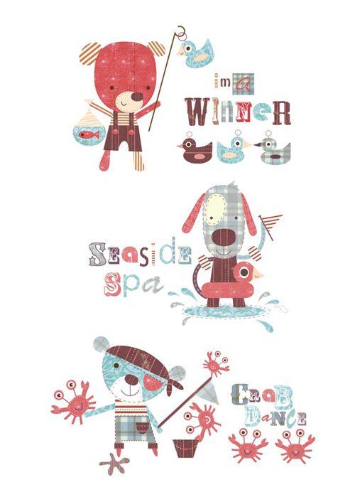 super cute colors,prints,characters