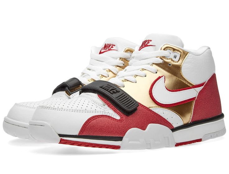 """cool Nike Air Trainer 1 """"Jerry Rice"""","""