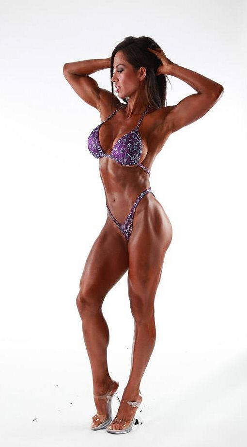 Female Fitness: Rocio Ruiz | Female Fitness | Pinterest ...