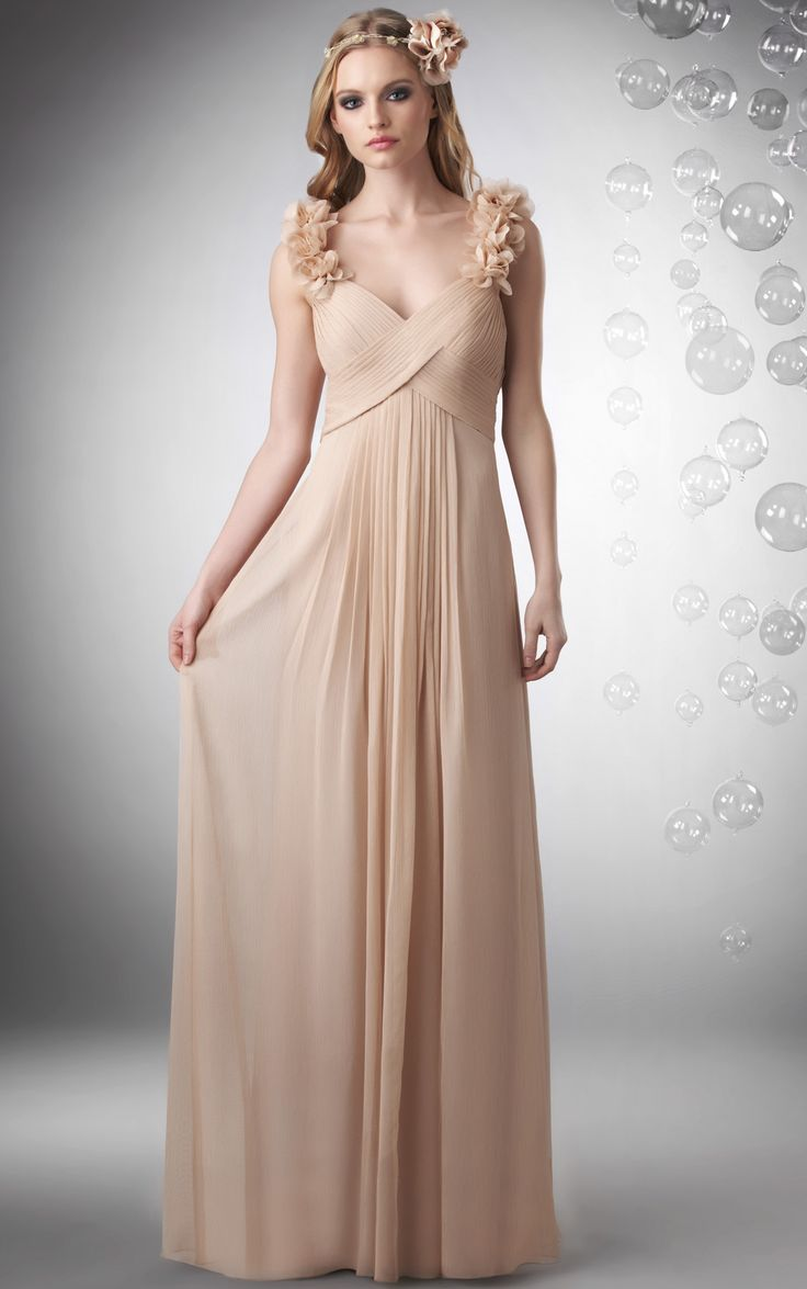21 best noir by lazaro bridesmaids images on pinterest floor length zipper a line chiffon sleeveless bridesmaid dresses ombrellifo Image collections