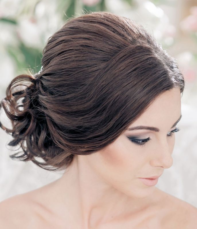 half haircut 12 best 2015 wedding hairstyles images on 1236
