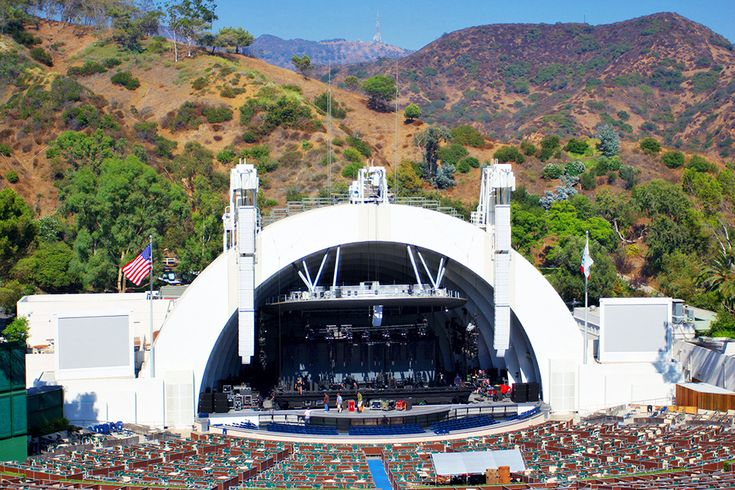 The Hollywood Bowl: Los Angeles, California | The 6 Outdoor Music Venues You Need To Visit In Your Lifetime