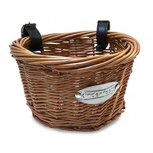 Kids' Bike Accessories - Kinderfeets Basket for Retro and Tiny Tot Balance Bike >>> You can find more details by visiting the image link.