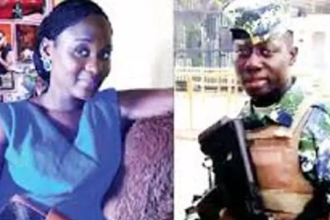 Nigerian navy personnel allegedly killed his wife | Welcome to LifeWalk
