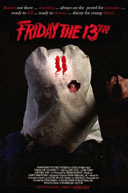 Friday The 13th Part II   Jason Voorhees