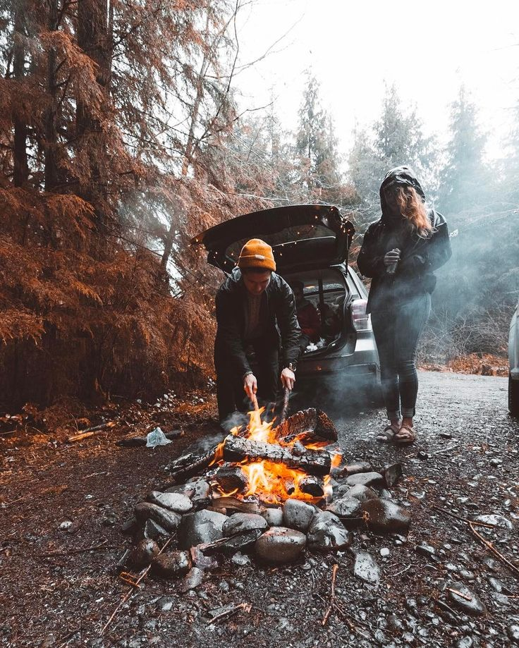 1,279 отметок «Нравится», 18 комментариев — BRANDON JENNINGS (@namesnotmark) в Instagram: «Hidden forest road camp fire sites 👌🏼 #nomadiccreators»