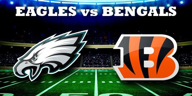 Watch Eagles vs Bengals NFL football games Live Stream online on Sunday Night Football live direct TV: Time, TV, how to watch football live stream online. Eagles vs Bengals football games Live Sund…