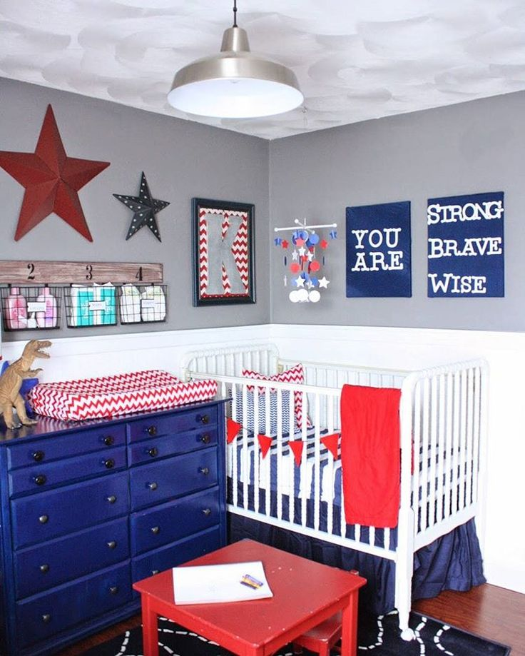 find this pin and more on boy baby rooms - The Baby Room
