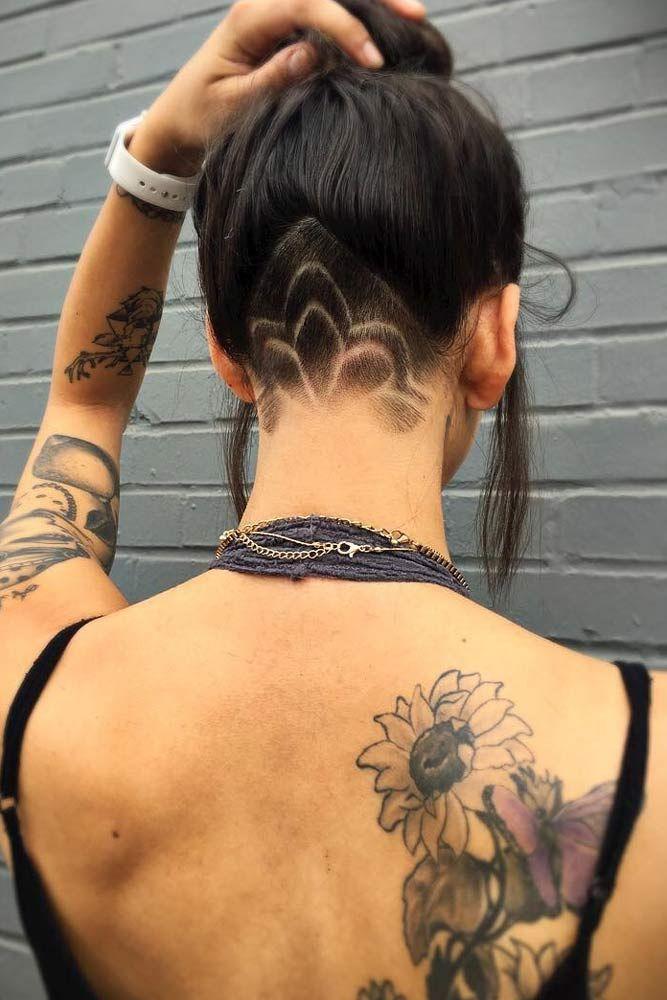 Stunning Undercut Hair Designs picture 4