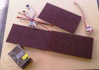 iklan videotron led module