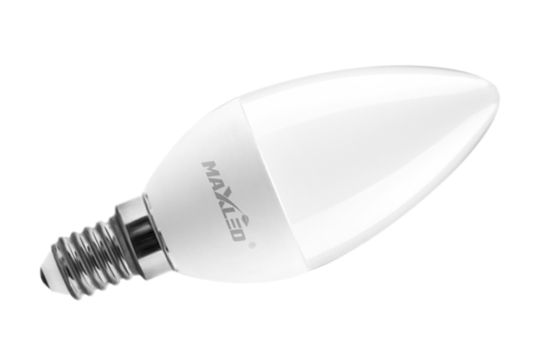 MAX-LED Bulb E14 3W C30 is dedicated lighting luminaires that are equipped with E14 socket. This bulb produces a warm light with 180 lumens and needs to only 3W. A traditional counterpart to issue a similar light must download at the same time about 25W of a power source which means that the difference in cost can be very high. Especially if the lamp requires a few light bulbs that match the socket E14. LED light bulb made in this technology well suited to the room in which we want to…