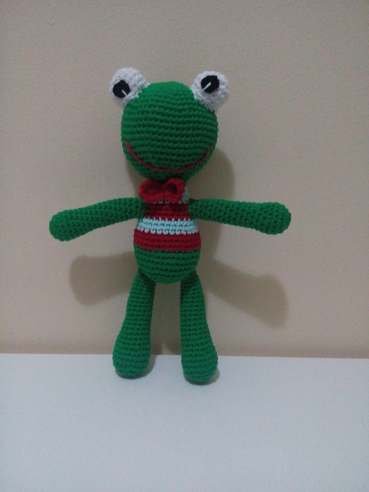 frog, pattern, amigurumi, handmade, gift, chrochet, el yapımı, kurbağa