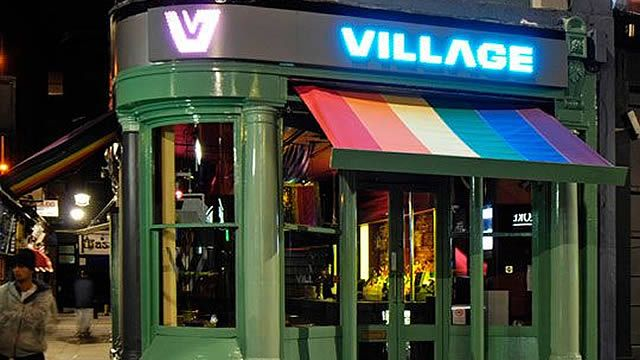 Transgender Clubs Soho
