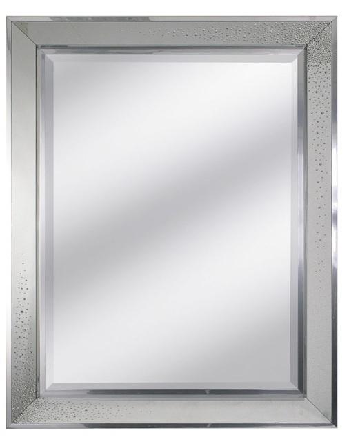 Luxury designer swarovski crystal embellished mirror for Room decor embellishment art