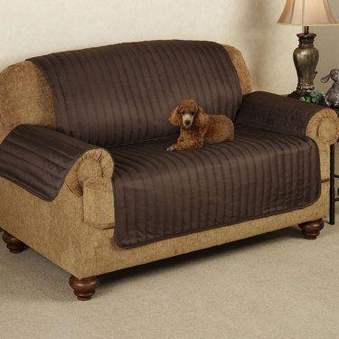 Twill Pet Furniture Cover