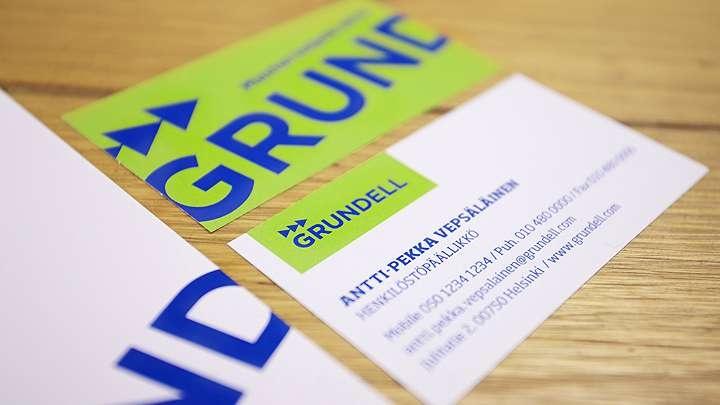 Grundell – Identity