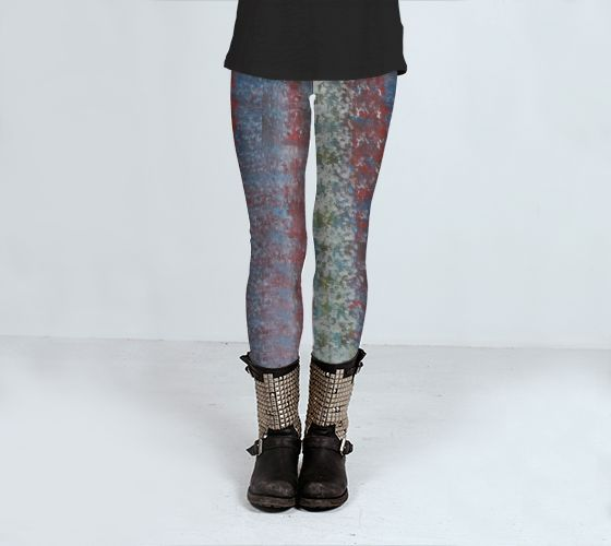 journey by Angela Bruno (Leggings) - Art of where #leggings, #trousers, #clothes