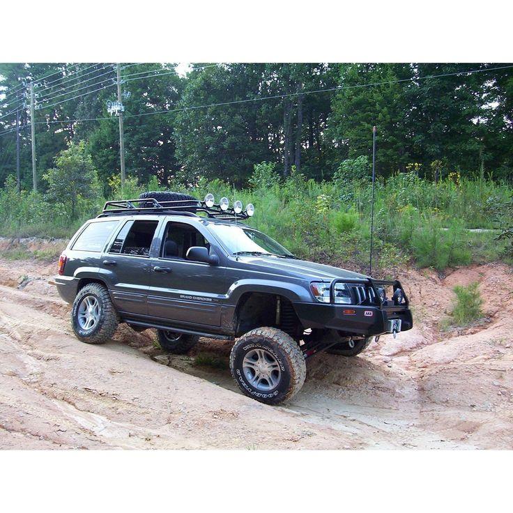 Jeep Grand Cherokee WJ Safari Roof Rack  #prepping #death #kevinsoffroad #4x4 #camping #zj #wj #cherokee #overlanding #grandcherokee