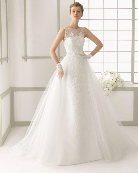 Vestidos de novia 2016 con precioso encaje: Los modelos que triunfarán Image: 22