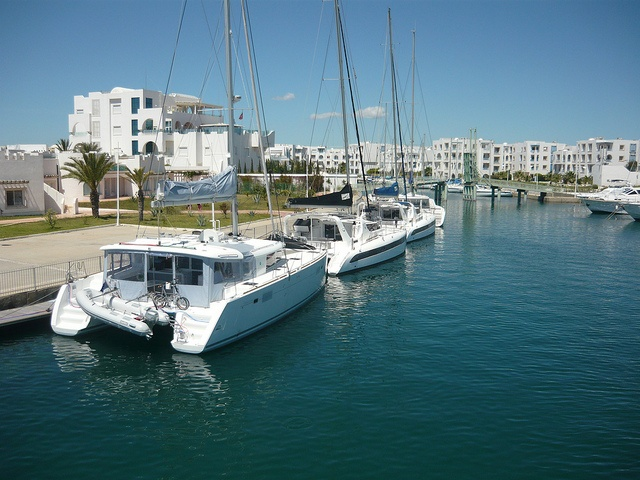 140 Best Catamarani Images On Pinterest Boats Catamaran