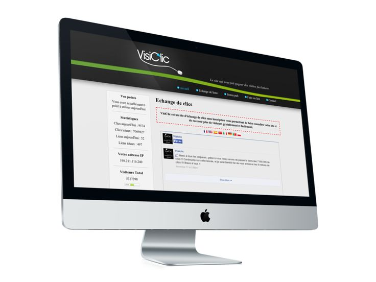 VisiClic by Apple