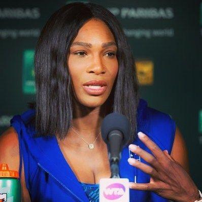 Photos from Indian Wells: Robson & Bouchard Enjoy Mixed Fortunes   Women's Tennis Blog