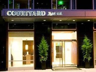 Portland (OR) Courtyard Marriott Portland City Center United States, North America Set in a prime location of Portland (OR), Courtyard Marriott Portland City Center puts everything the city has to offer just outside your doorstep. Offering a variety of facilities and services, the hotel provides all you need for a good night's sleep. Free Wi-Fi in all rooms, 24-hour front desk, facilities for disabled guests, luggage storage, valet parking are just some of the facilities on of...
