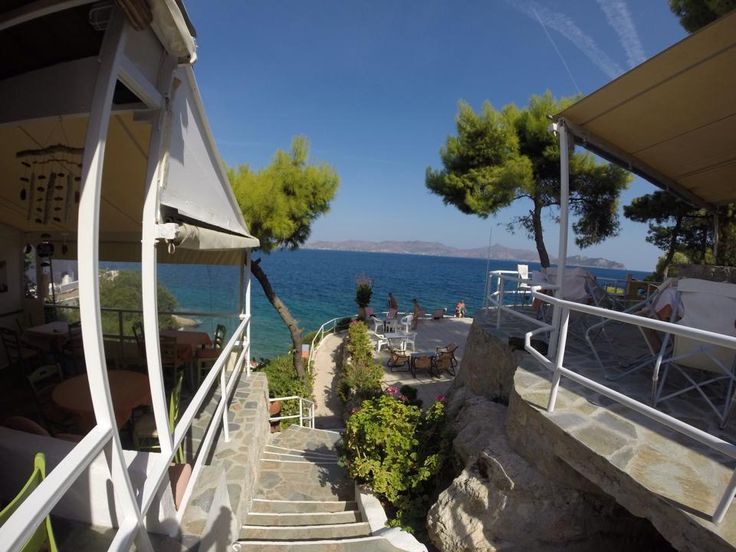 Rosy's Little Village, Agistri Island, Greece. Early bookings until 11/2/2015 will get 2014 room rates  http://www.organicholidays.co.uk/at/1408.htm