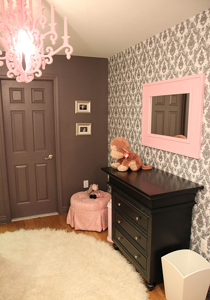 43 best nursery chandeliers images on pinterest chandeliers alexas glam nursery aloadofball Images