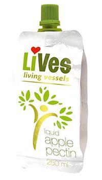 Datorită capacității sale unice băutura de Lives elimină din organism metalele grele, sărurile și radionuclizii. Organizația mondială a sănătății recomandă ca Lives să fie folosită în produsele alimentare cu scopul de a curăța organismal de toxine.