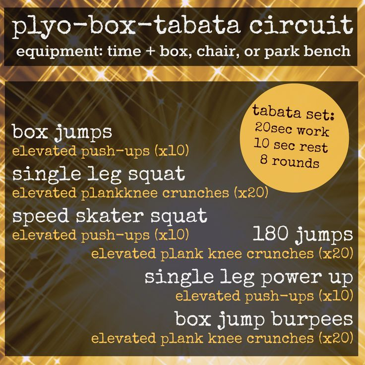 Plyometric Workout Challenge: 1000+ Images About Workout On Pinterest