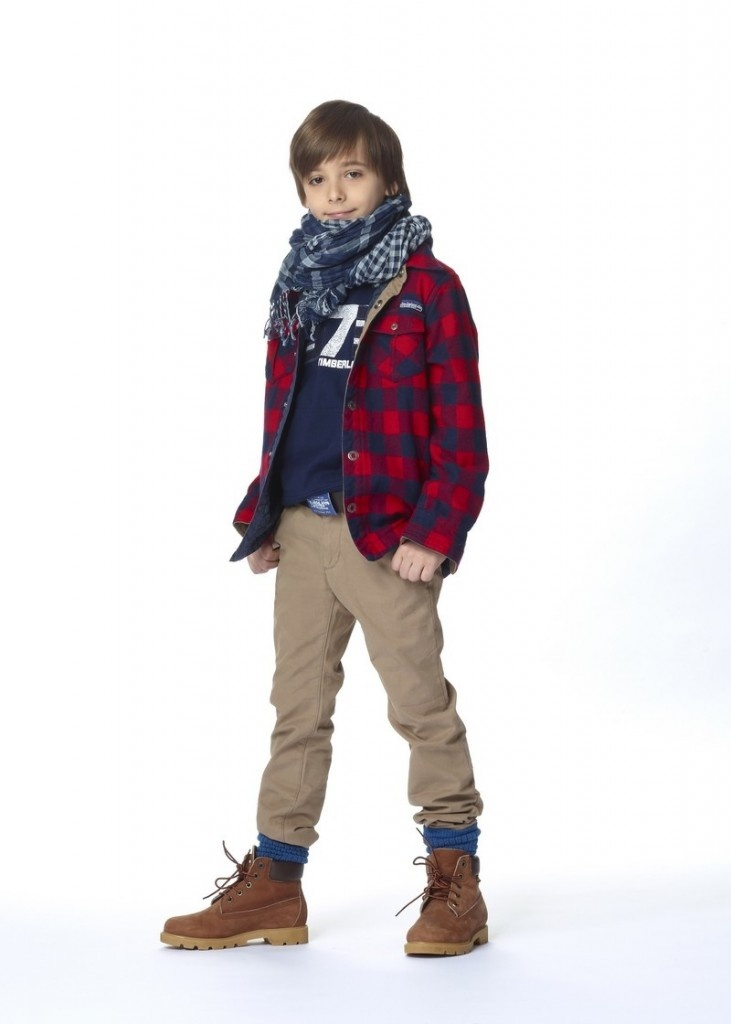 Timberland winter 2012