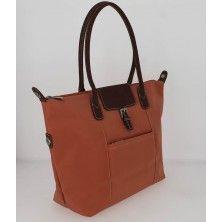 Shopping Bag by HEXAGONA in Rose face