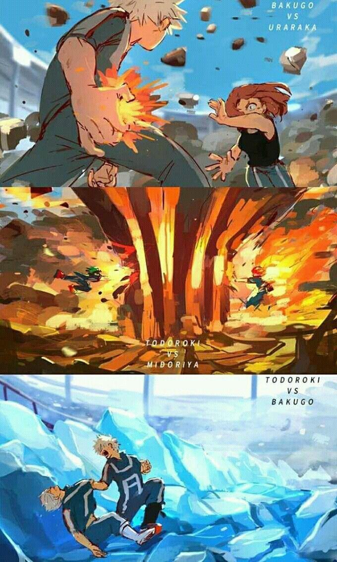 Ua high wallpaper (my hero academia) UA Sports Festival / Championnat sportif de Yūei | Anime ...