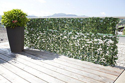 Windhager Sichtschutzhecke Ahorn, 100 x 300 cm: Amazon.de: Garten