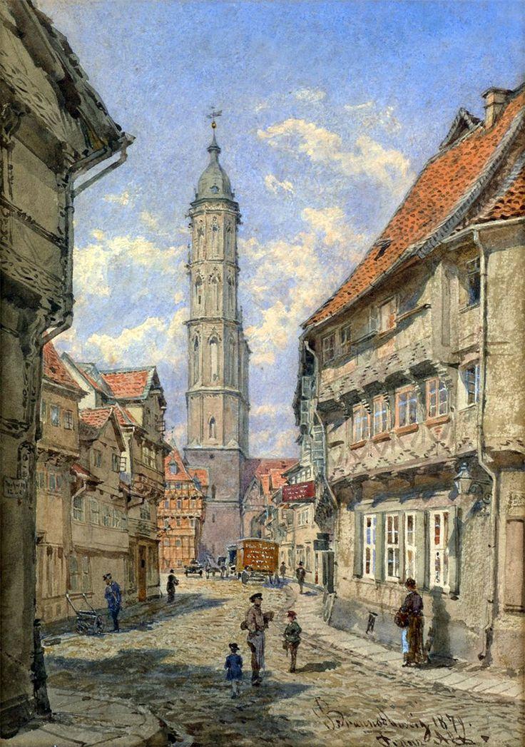 .Franz Alt (1821-1914