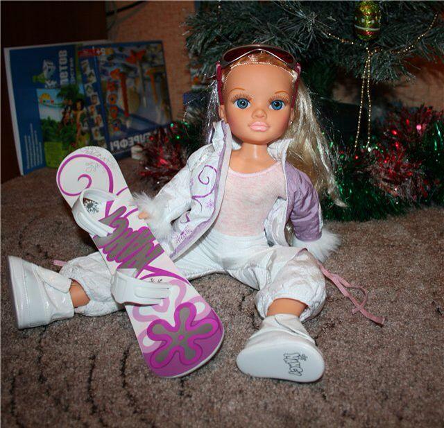 Nancy doll by Famosa