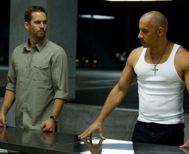 Vin diesel and twin