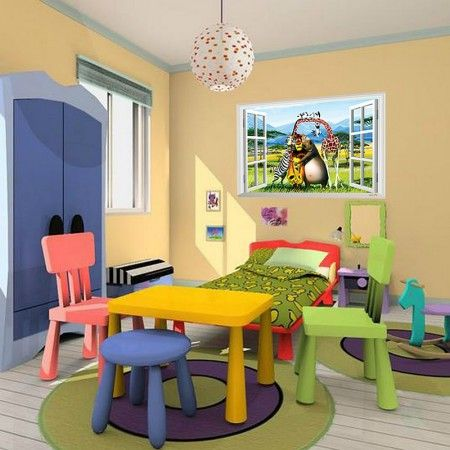 41 best 3D Wall Decals images on Pinterest | Boy room, Boy ...