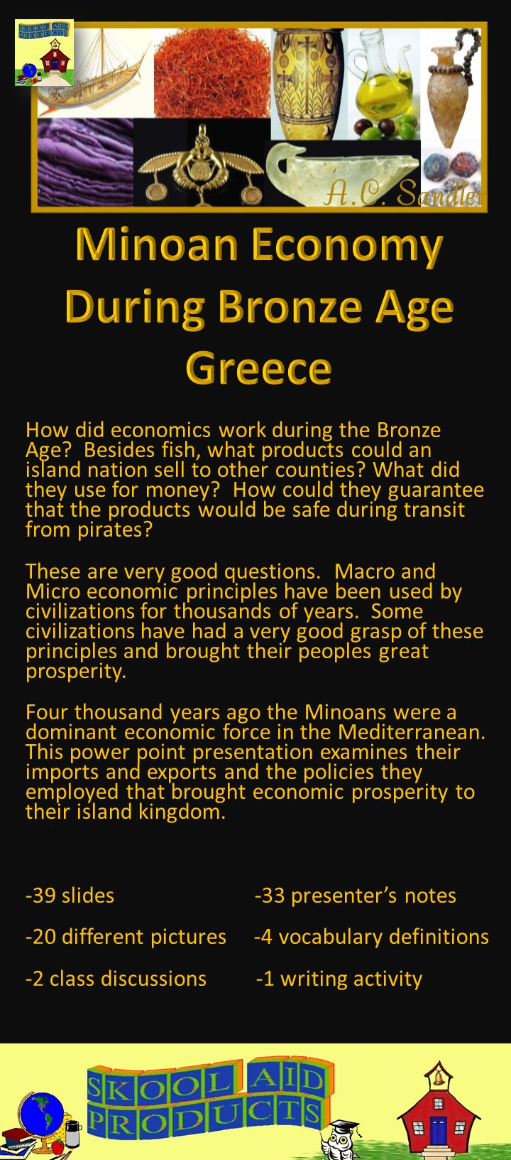 minoan economy the economy palace economy the minoan economy and civilization heavily depended on the cultivation of wheat, olives, grapes and barley several industries within the minoan society had been supported by the minoan economy such as, textiles, pottery and metal work industries minoan palaces became the centre of economic activity and life where manufacturing industries were based in palaces .