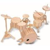Quay - Schlagzeug - Holzbaukästen
