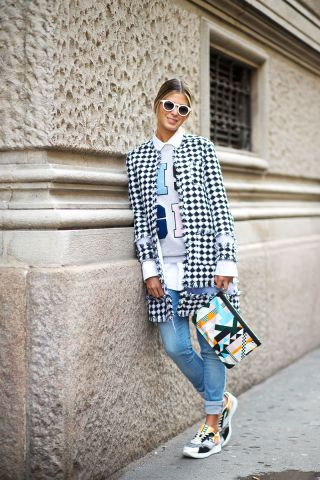 186 winter outfit ideas to take straight from the streets of Milan Fashion Week: