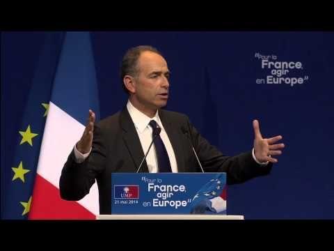 Européennes : Meeting National - Jean-François Copé Description - AyaDoK