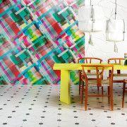 Modern, egyedi falicsempe, mely varázslatossá tesz minden helyet. #41zero42 #italiandesign #Lola