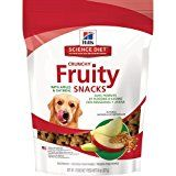 Hill's Science Diet 8 oz Crunchy Fruity Snacks with Apples and Oatmeal Dog Treat Medium  List Price: $5.99  Deal Price: $3.59  You Save: $2.40 (40%)  Hills Science Diet Crunchy Oatmeal  Expires Jan 6 2018