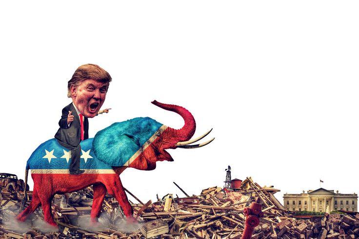 Même si les éléments à charge s'accumulent contre Donald Trump, une éventuelle procédure d'impeachment dépendra des parlementaires républicains. Pour l'heure, ceux-ci n'ont pas intérêt à se débarrasser du président.