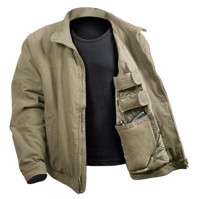 3 Season Concealed Carry Jacket - Rothco - OPSGEAR