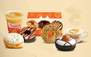 Harga Dunkin Donuts Indonesia