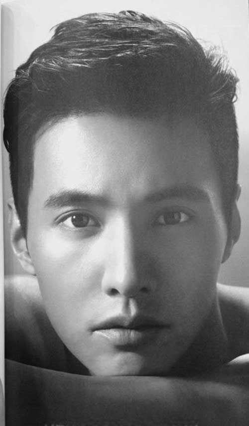 8.Asian Men Hairstyles
