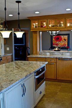 kitchen cabinets over pass through kitchen kitchen pass through design ideas pictures remodel - Kitchen Pass Through
